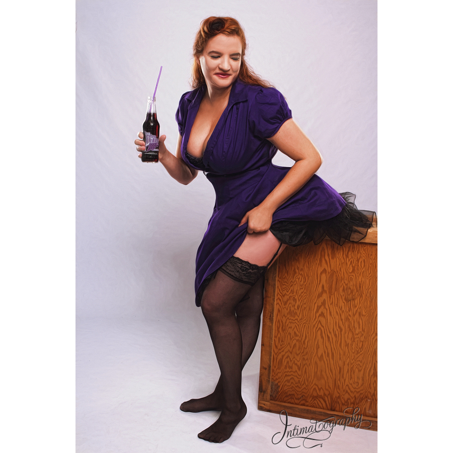 Dallas Fort Worth DFW Pinup Photography 1