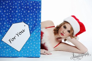 Dallas Fort Worth Christmas Boudoir Photography 1007