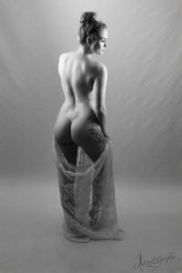 Dallas Boudoir Intimate Pinup Nude Photography 20