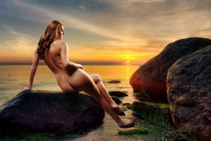 Dallas Fort Worth Implied Nude Photography 2022