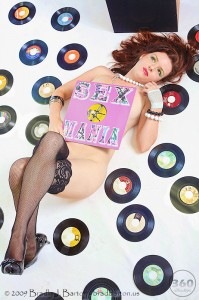 Dallas Fort Worth Pinup Photography 1003